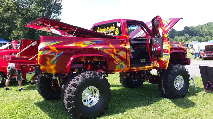 SHOP TALK: It's Just A Mud Truck!