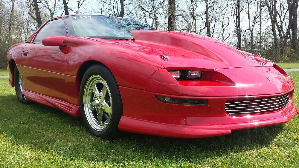 908motormag.com 1994 Chevrolet Camaro