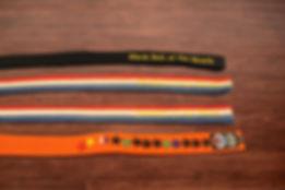 Martial Arts Achievement Belts