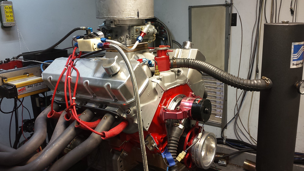 Big Red Is ALIVE!!! On the dyno