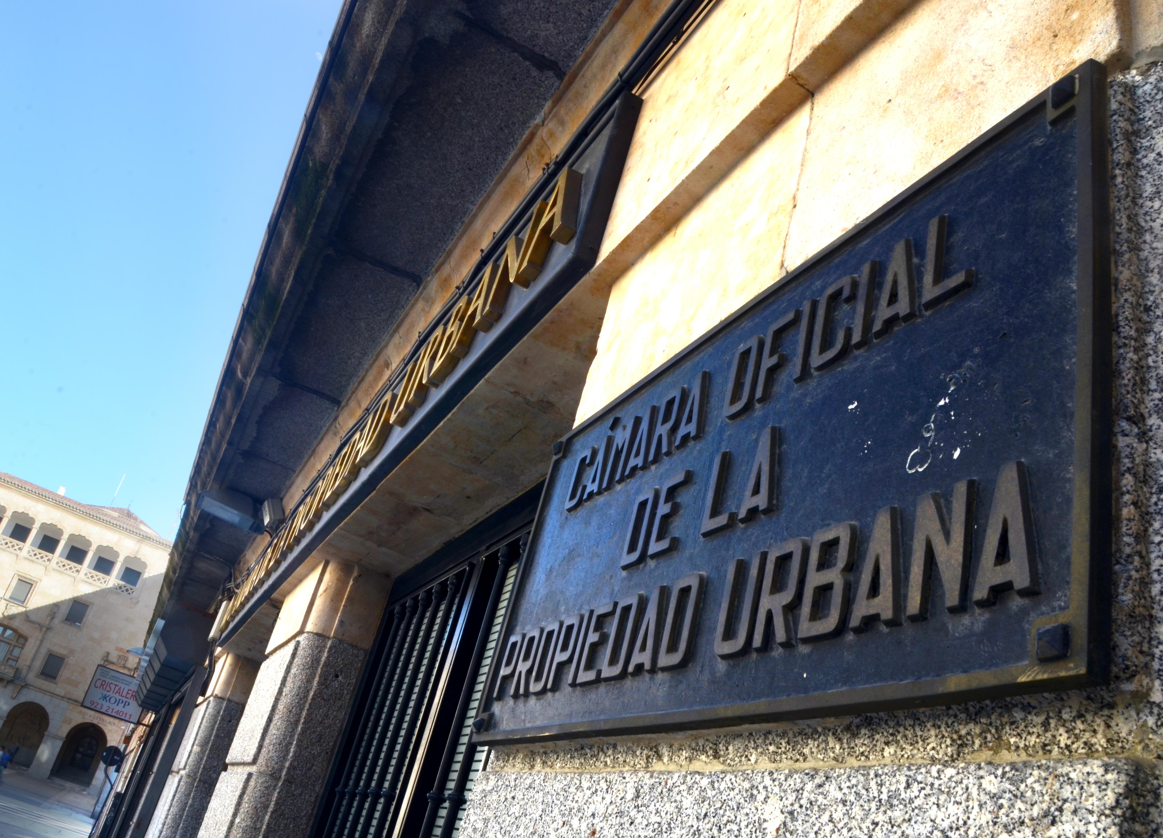 Cámara de la Propiedad Salamanca