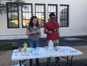 Caltech Y Volunteers Make Science Exciting at Elementary School