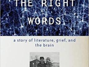 """Friends Webinar """"Finding the Right Words: A Memoir about Alzheimer's, Literature, & Neurology"""""""