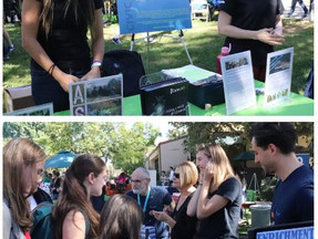 Students Find Their Passion at CSA Fair