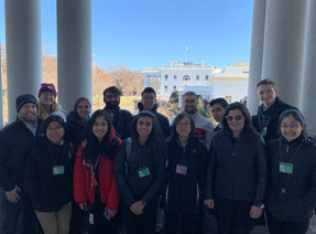 Washington, D.C. Trip Exposes Y Students to Role of Science in Public Policy