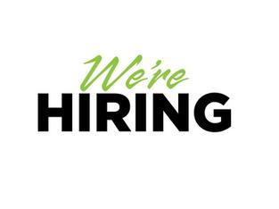 We're Hiring - Program Coordinator position