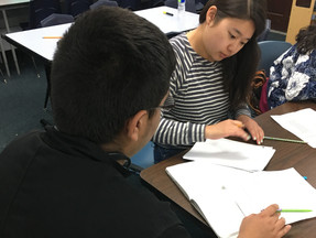From the Kitchen Table to Learning Lab: Caltech Y Tutor Continues Mentoring Tradition at Hathaway Sy