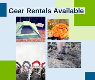 Equipment Rentals Open