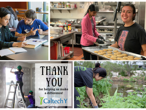 Thank You for Successful Giving Tuesday and United Way Campaigns