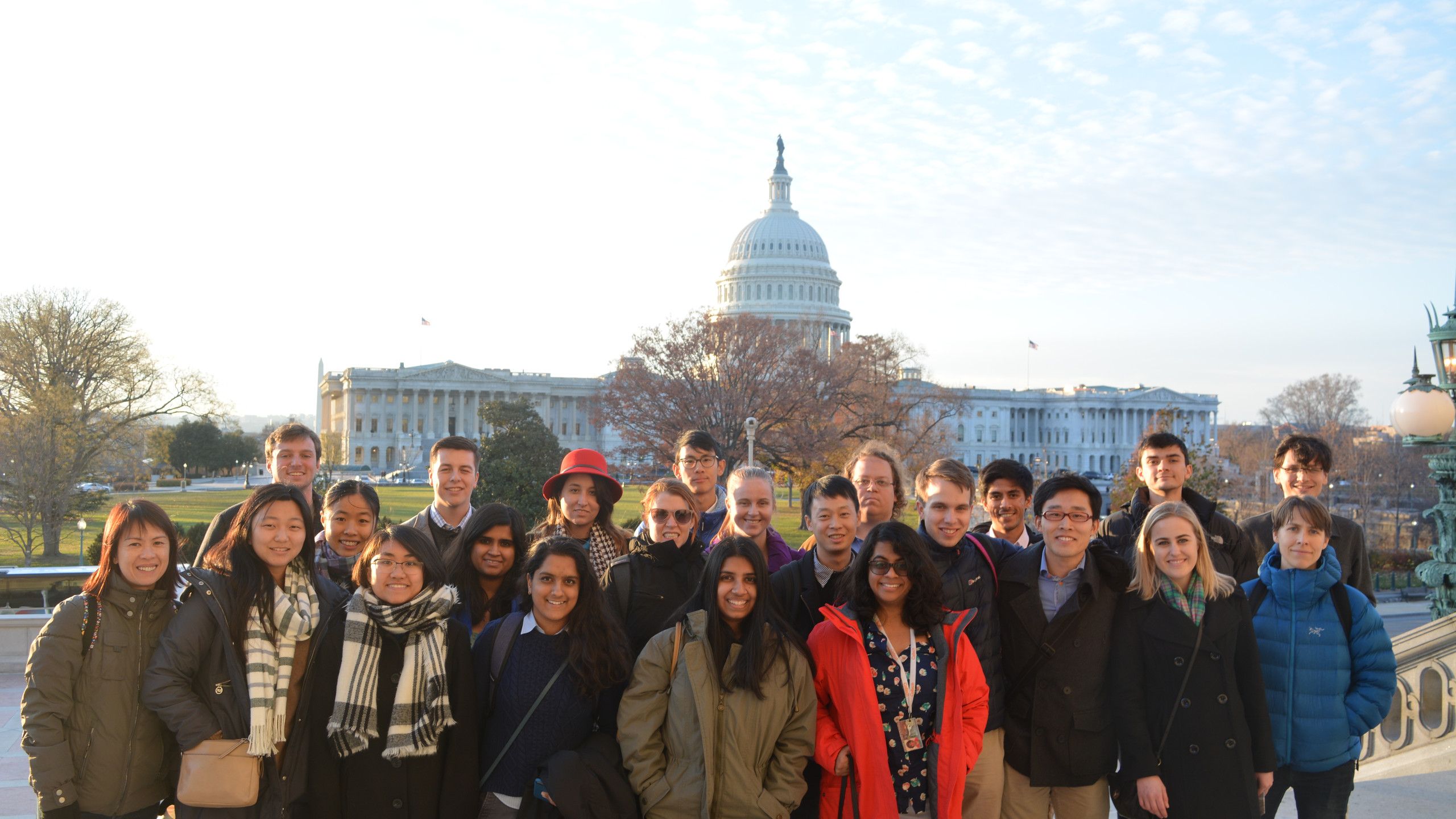 Science Policy Trip 2017