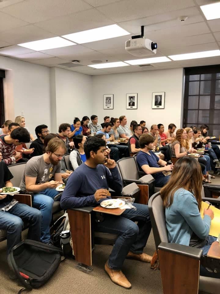 Socialist of Caltech Talk