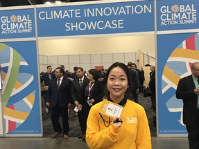 ACT Award Opens New Environmental Perspectives for Caltech Student