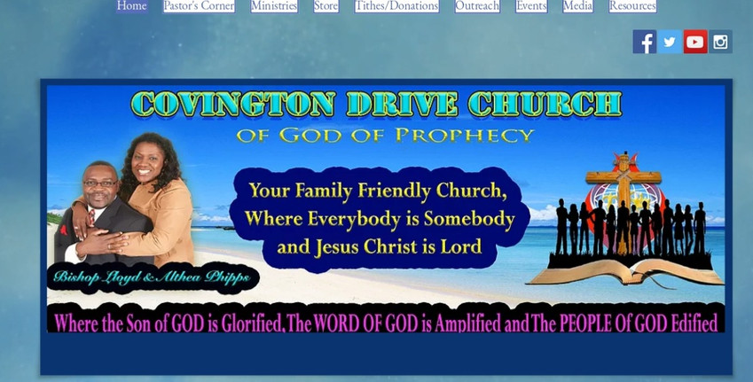 Covington Drive Church of God of Prophecy