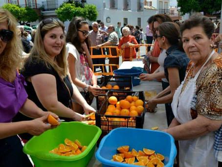 The Orange Fiesta