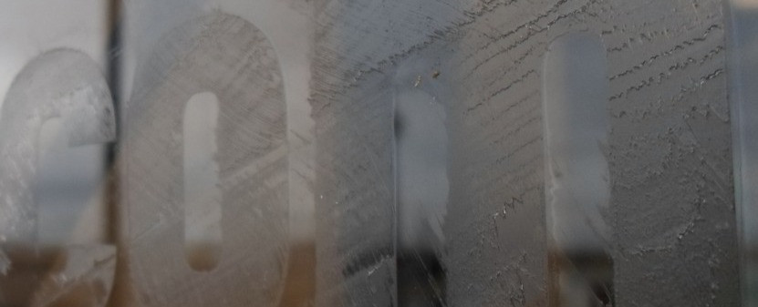 Really bad glue residue from vinyl graphics