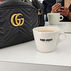 Coffee + Blowdry = Bliss ☕️💆🏼♀️_www.t