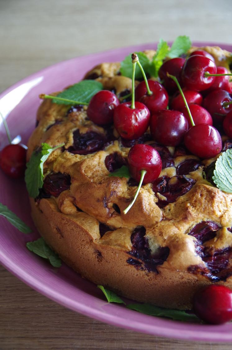 Eat // Kirschkuchen wie bei Oma