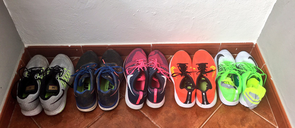 Running Shoes - An overview