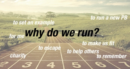 Why do we run?