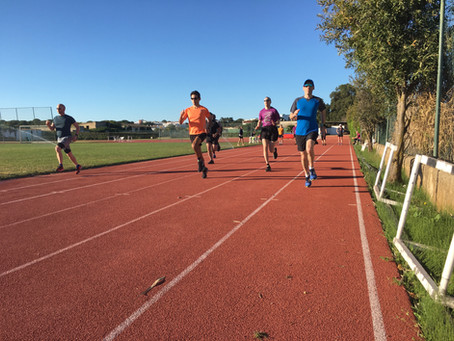 Are warm weather training camps only for elite runners?