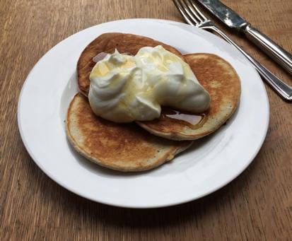 Pacy Pancakes