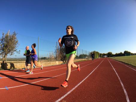 The Half Marathon & 10 Mile Taper