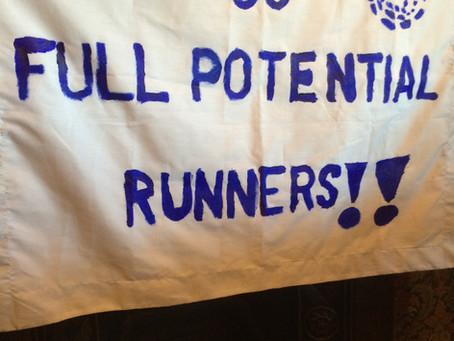 Half Marathon & 10 Mile Race Day