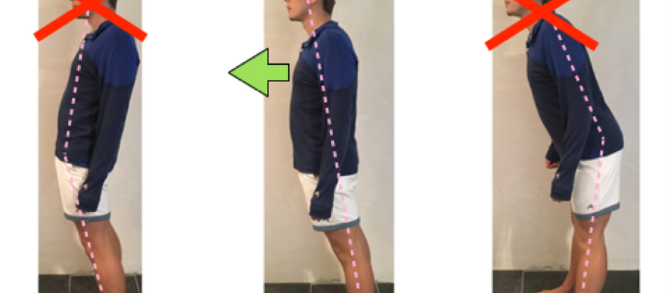 Get your posture right when running