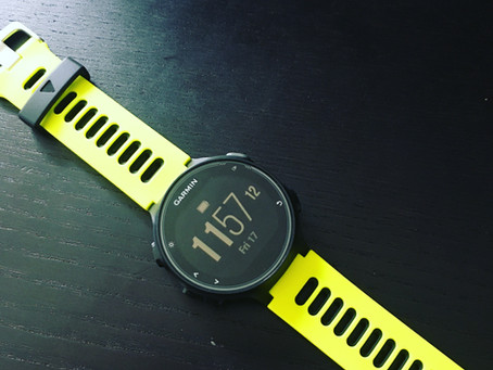 Getting the most out of your GPS Running Watch