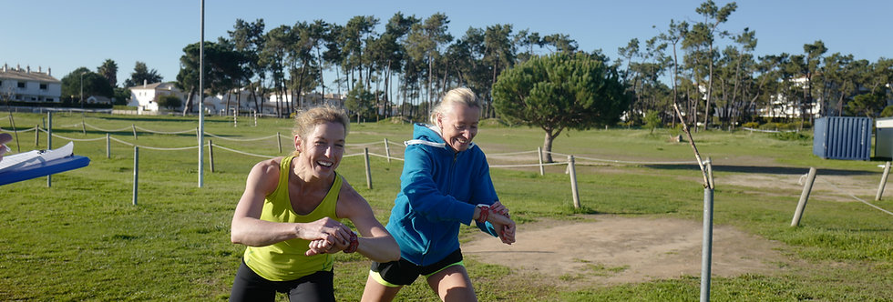 One to One Running Coaching Session