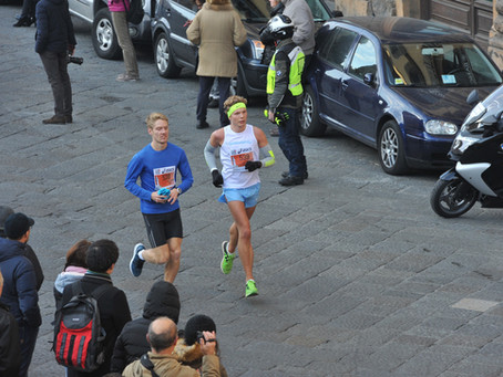 Marathon Race Day