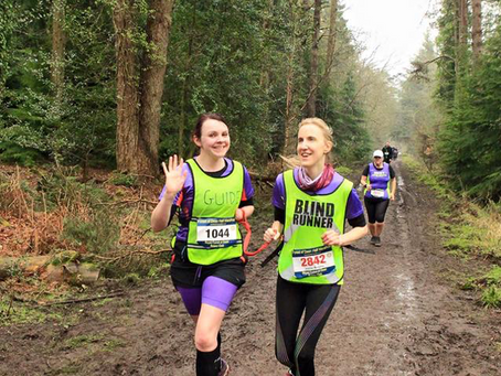 Love running – Why not share that love of running as a guide runner?