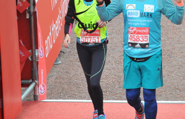 Fundraising and Training for the London Marathon
