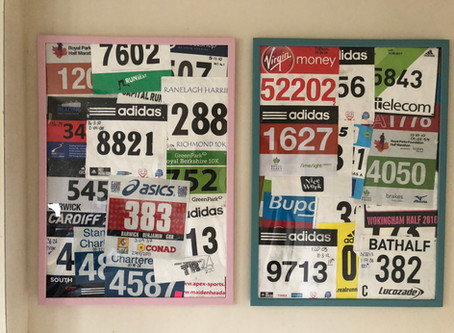 What can you do with all those Running Numbers?