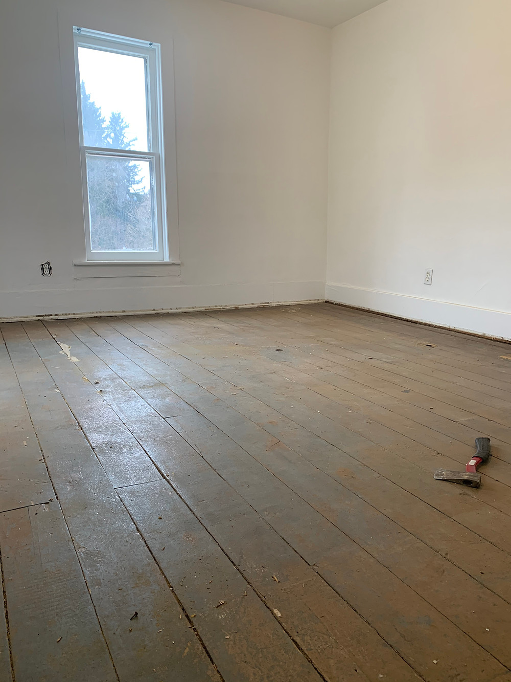 how many times can you refinish an oak floor