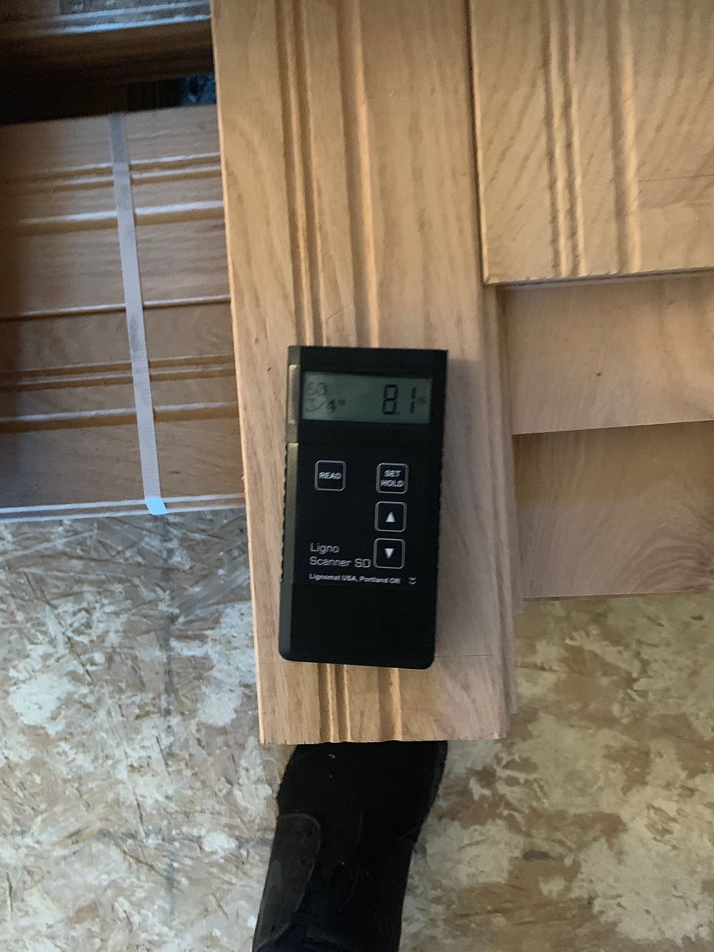 High Quality Moisture Meter for hardwood flooring