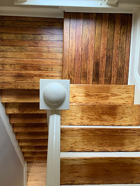 Stair Refinishing Niles Michigan, South Bend Indiana