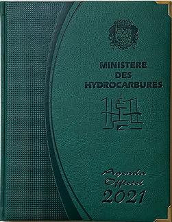 Agenda du Ministère des Hydrocarbures du