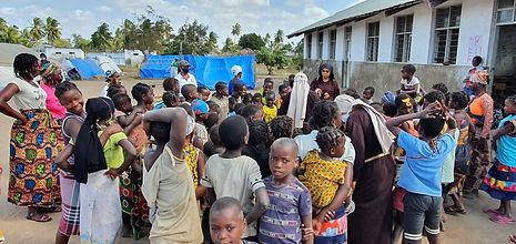 Cabo Delgado: falar, falar, falar, rezar e partilhar