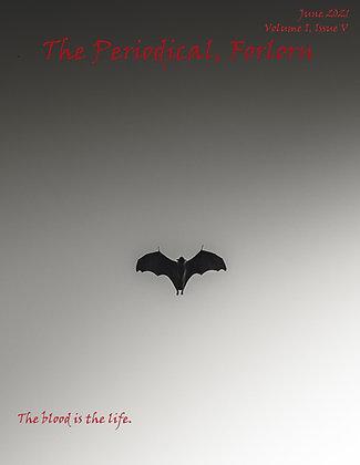Volume I, Issue V: Vampires Rise Again
