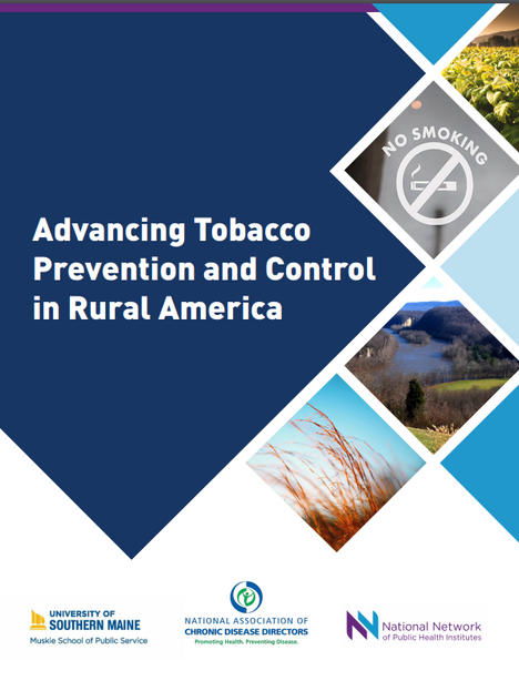 Advancing Tobacco Prevention and Control in Rural America