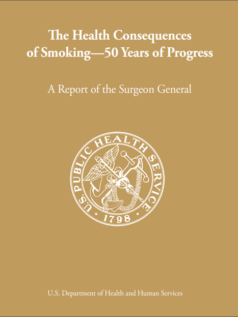 The Health Consequences of Smoking—50 Years of Progress: A Report of the Surgeon General
