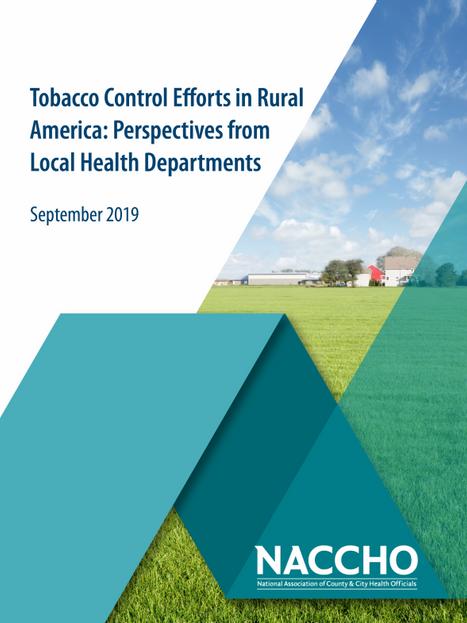 Tobacco Control Efforts in Rural America