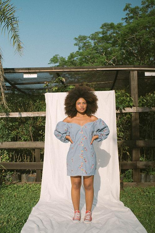Vestido Clariá Piquenique