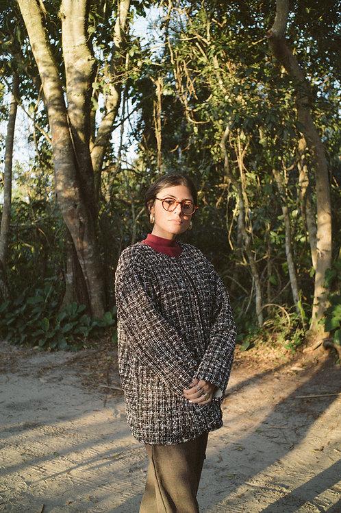 Japona Tweed Coquinho