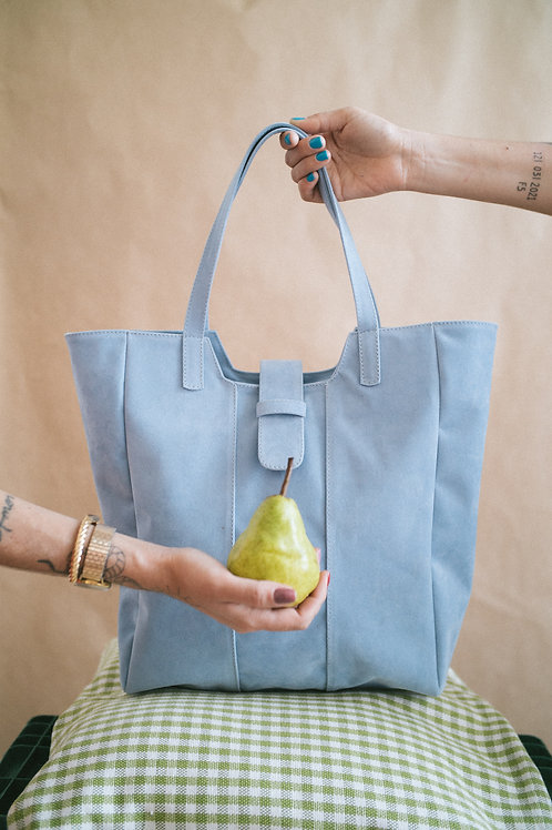 Maxi bolsa pra resolver pepinos - azulzinha