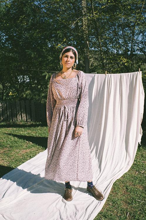 Vestido Matilda Lilás