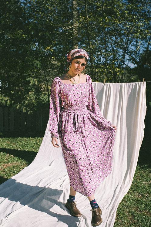 Vestido Matilda Roxo