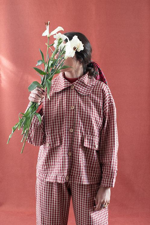 Camisa & Jaqueta Carmelita