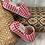 Thumbnail: Tamanca Elena - vichy vermelho